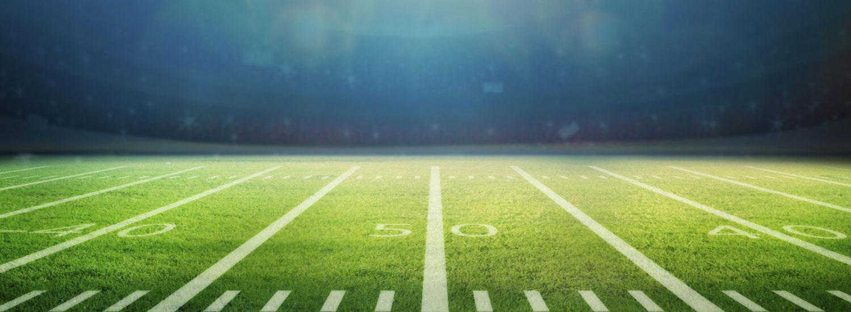 grass american football field. Player Spotlight: 2018 Byrant Jones Plaquemine High School Grass American Football Field A